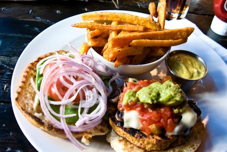 Veggie Burger | © Pbsouthwood/WikiCommons