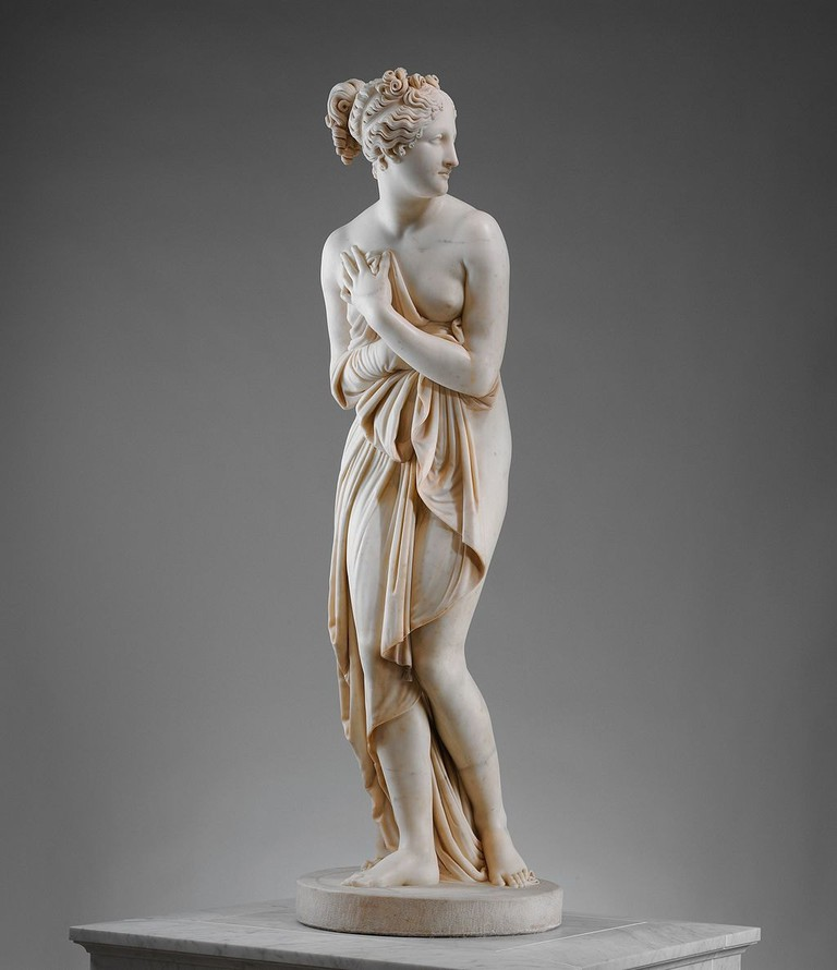 Venus Italica, Antonio Canova | © Creative Commons/Wikipedia