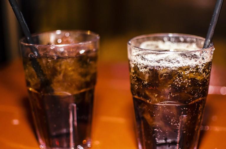 Whisky and coke| ©Kaicho20/Pixabay