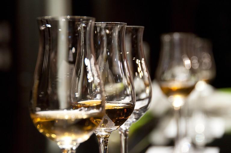 Wine Glasses/ ©Pixabay