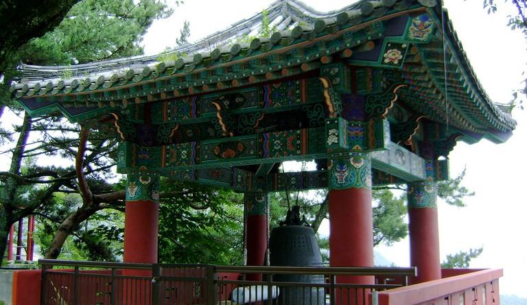 Seokbulsa Temple ©Isabelle Plante