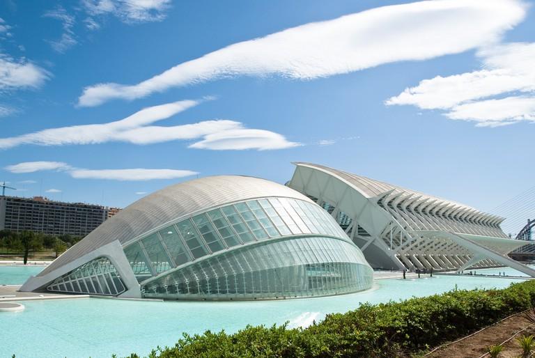 Ciudad de las Artes y las Ciencias - Valencia | Filippo Diotalevi | Flickr