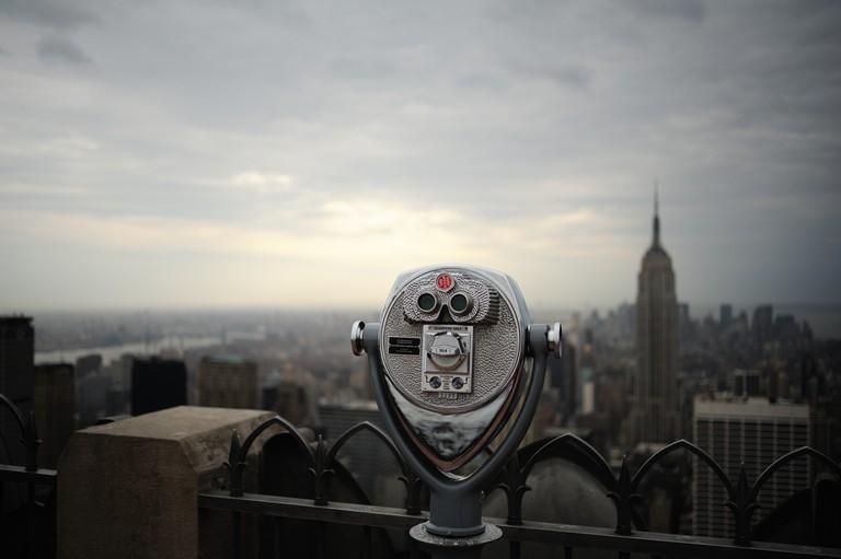 rockefeller center observation deck | © Ralph Hockens/Flickr