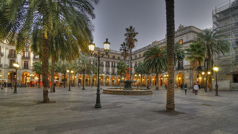 Plaça Reial Barcelona | © Serge Melki / Flickr