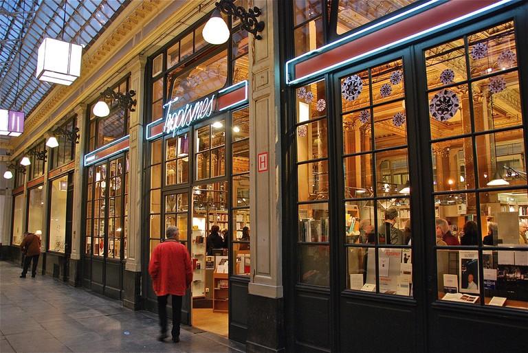 Tropismes, gorgeous bookshop and former abode to Victor Hugo's mistress | © Stephane Mignon/Flickr