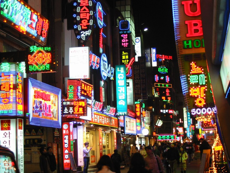 Seoul by Night | ©Philippe Teuwen/Flickr