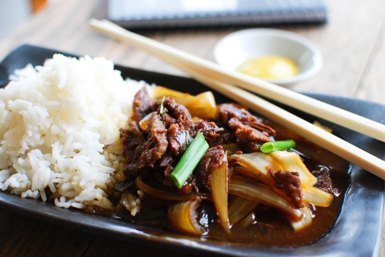 Mongolian Beef | © Craig Dugas/Flickr