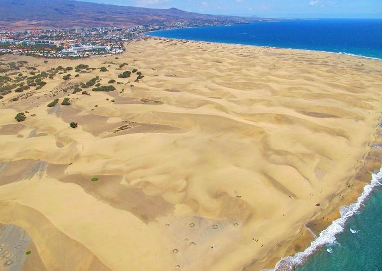 The Dunes of Maspalomas   © El Coleccionista de Instantes / Flickr