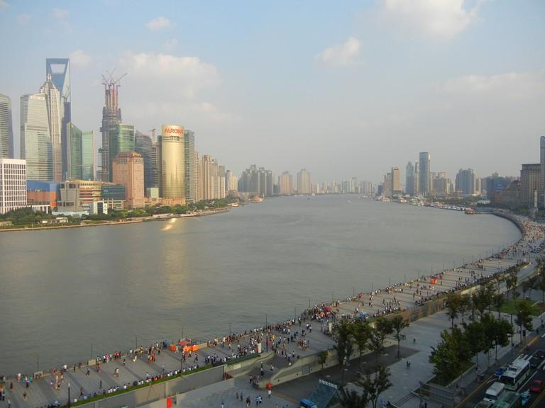 Huangpu River | © Mulligan Stu / flickr