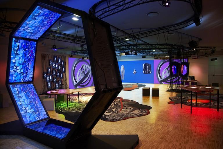 Art Avatar Centre Pompidou 2| Courtesy of Pia MYrvoLD