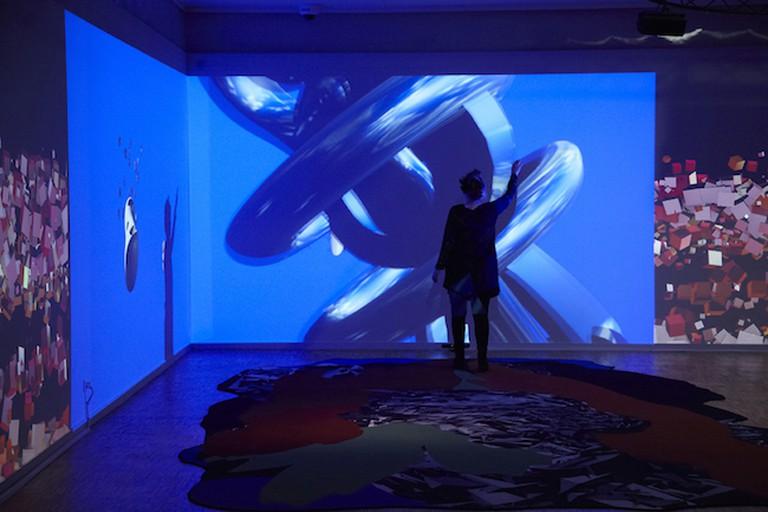 Art Avatar, Centre Pompidou | Courtesy of Pia MYrvoLD