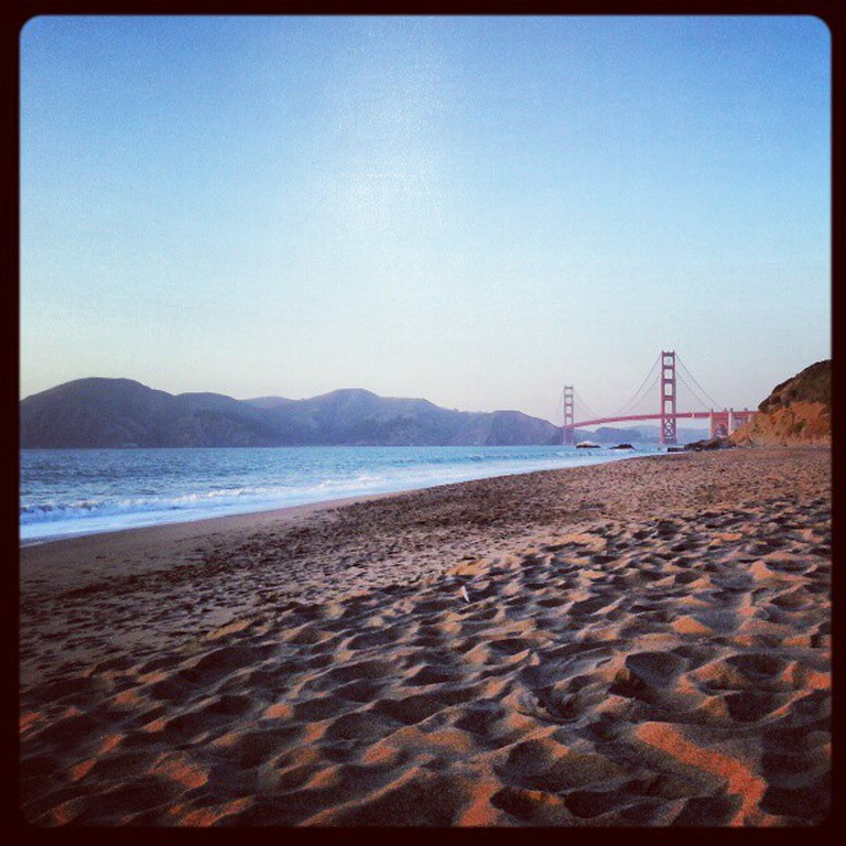 Baker Beach © Brett Gordon