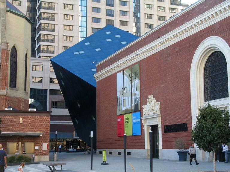 Contemporary Jewish Museum © Allan Ferguson/Flickr
