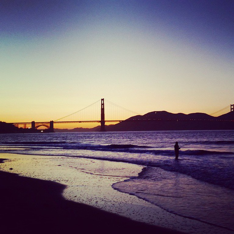 Golden Gate from Crissy Field © Brett Gordon