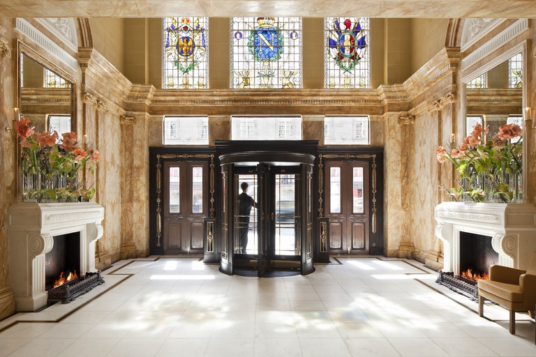 Hotel Cafe Royal - Historic Entrance | Courtesy Café Royal, London