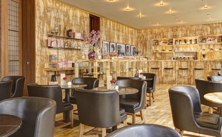 Hotel Cafe Royal - The Cafe | Courtesy Café Royal, London