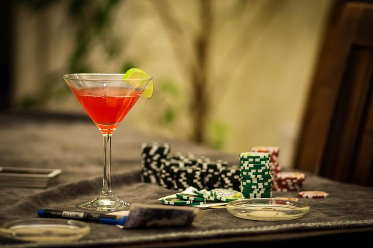 Jack Rose cocktail © Adrian Scottow/Flickr