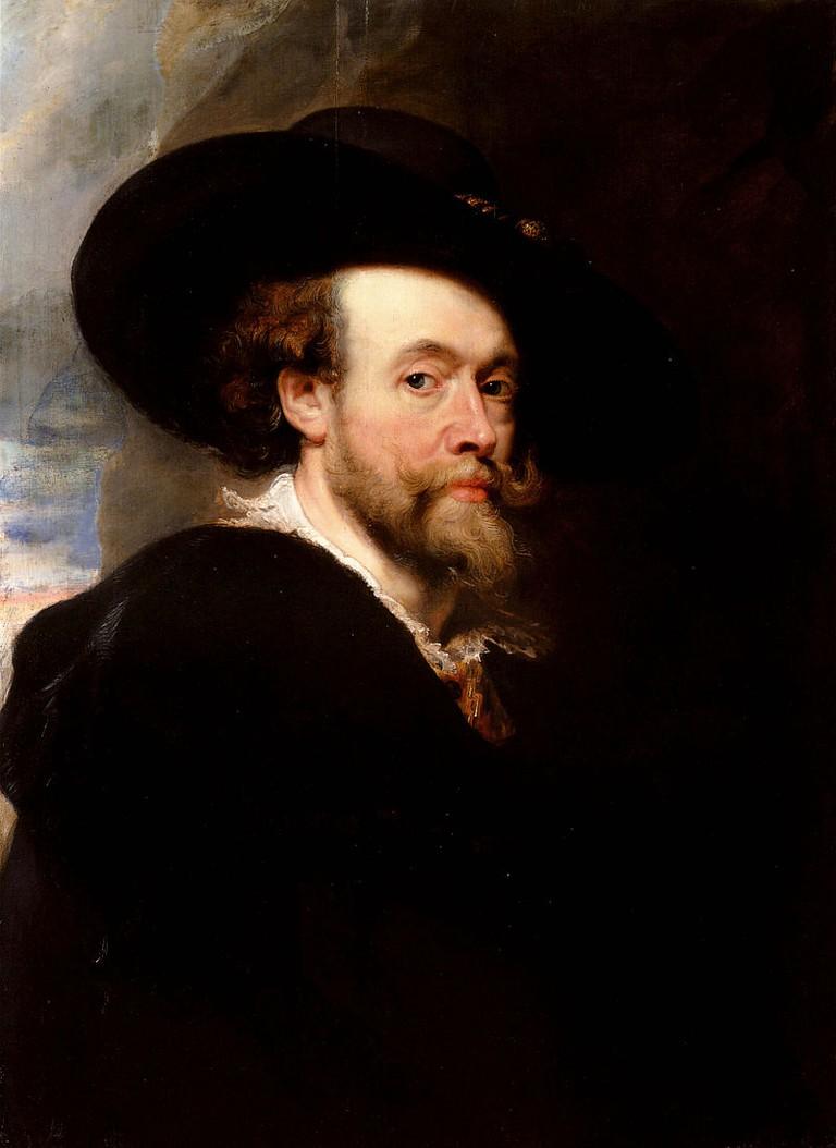 Rubens Self-Portrait | public domain / Wikimedia Commons