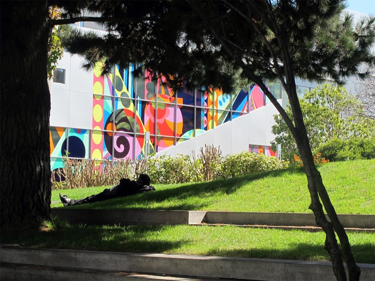 Yerba Buena Center for the Arts © Anita Hart/Flickr