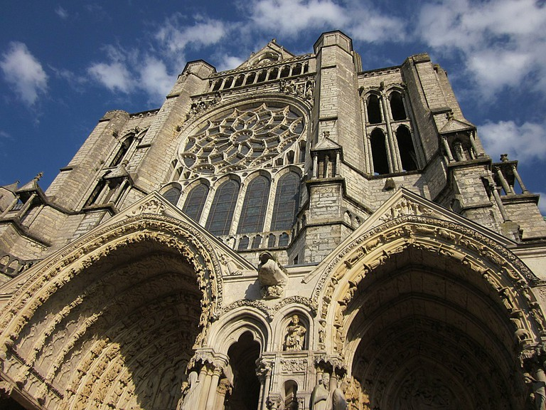 Chartres Cathedral   © Gdugas Pixabay