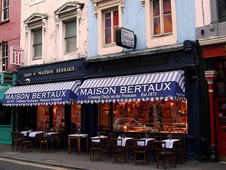 Maison Bertaux, Soho, W1 ⎟© Ewan Munro /Flickr