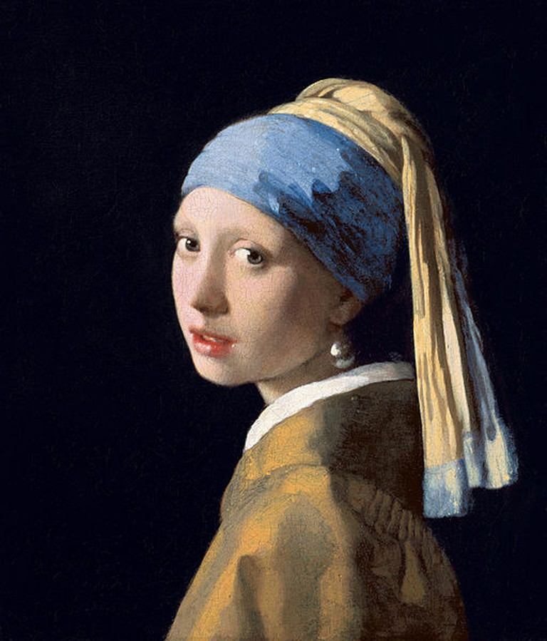Girl with a Pearl Earring | Wikimedia Commons