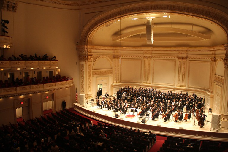 Carnegie Hall l © Ching/Flickr