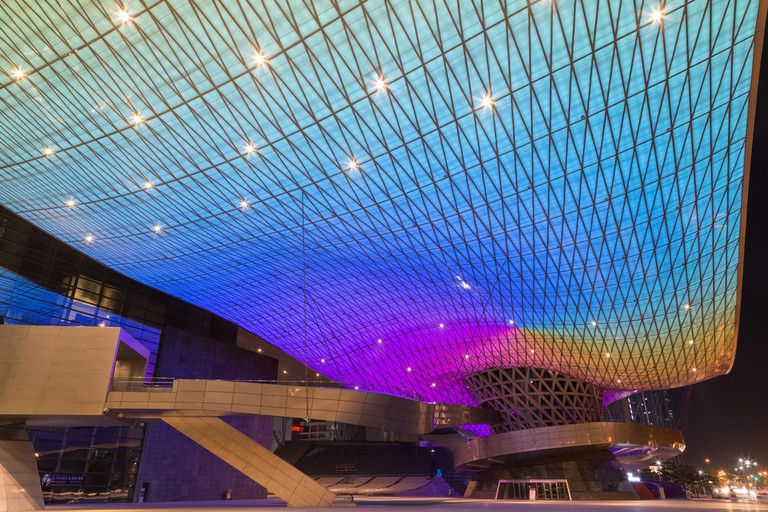 Busan Cinema Center©Tuomas Lehtinen|Shutterstock