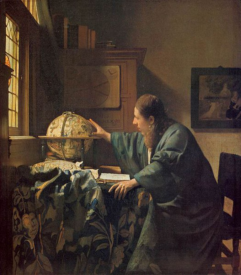 The Astronomer | © Wikimedia Commons