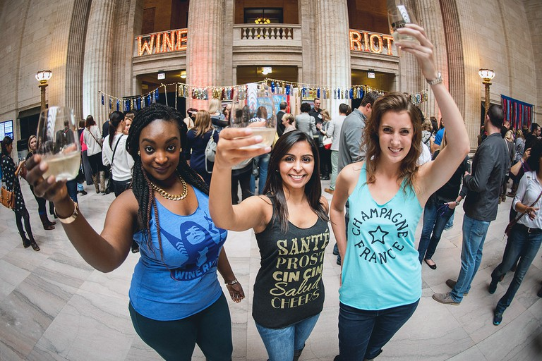 Wine Riot Chicago | © Second Glass/Flickr