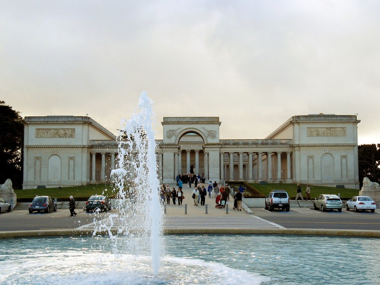 The Legion of Honor © HarshLight