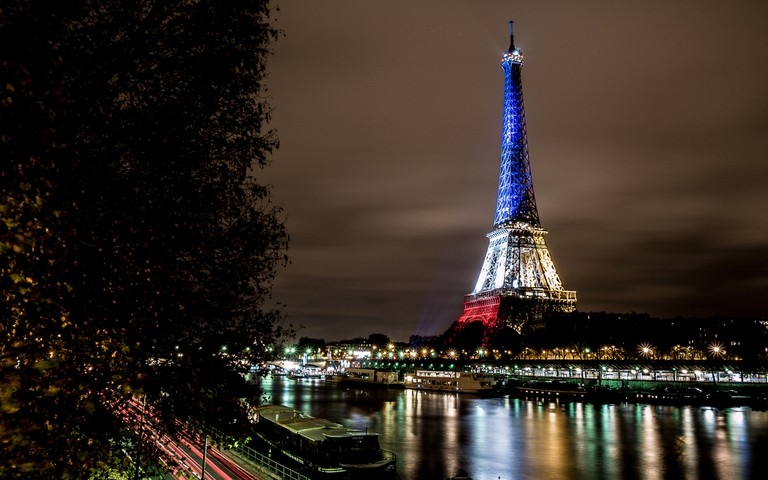 The Eiffel Tower in Paris | © Yann Caradec / Flickr