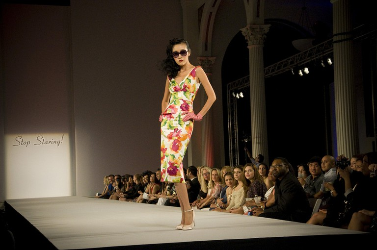 Stop Looking! Fashion Runway 2011 | © Henry Jose/Flickr