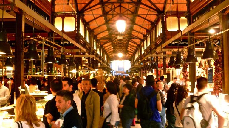 San Miguel Market in Madrid | © Herry Lawford / Flickr