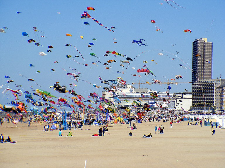 International kites festival in Ostend  © sophie / Flickr