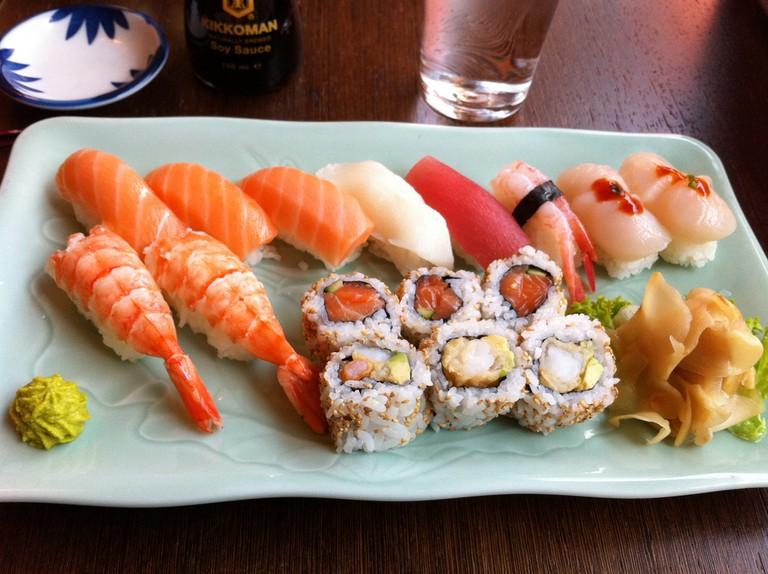 Sushi | © Signe Karin / Flickr