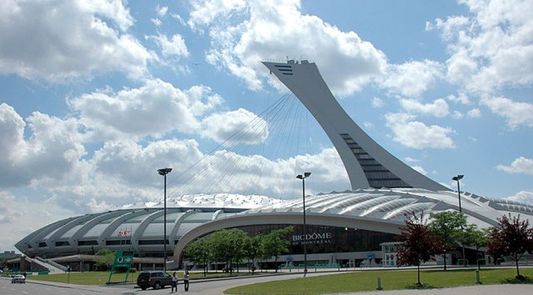 Olympic Stadium in Montreal | © storem/Flickr