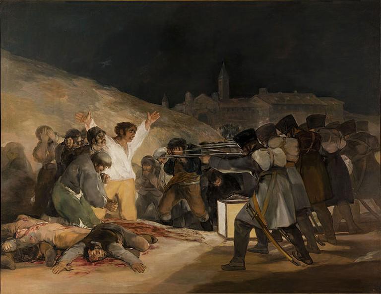 Tres de Mayo by Francisco de Goya | © The Prado/WikiCommons
