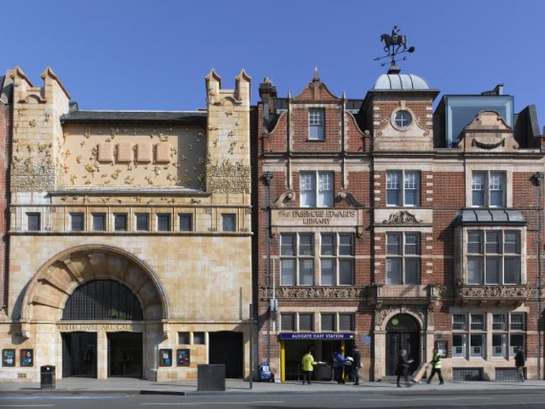 Whitechapel Gallery   Courtesy of Whitechapel Gallery