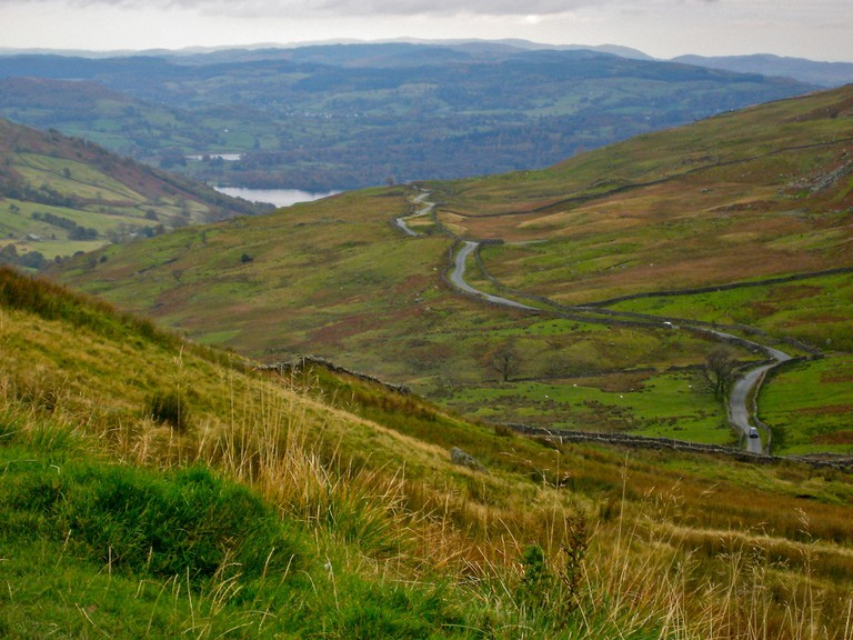 View from Kirkstone Pass   © Ina Widegren/Flickr