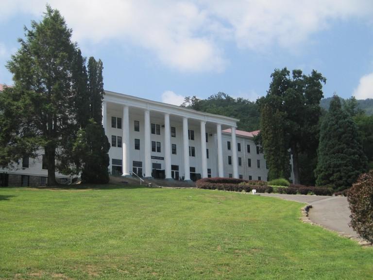 Black Mountain College © Howard Morland / Wikicommons