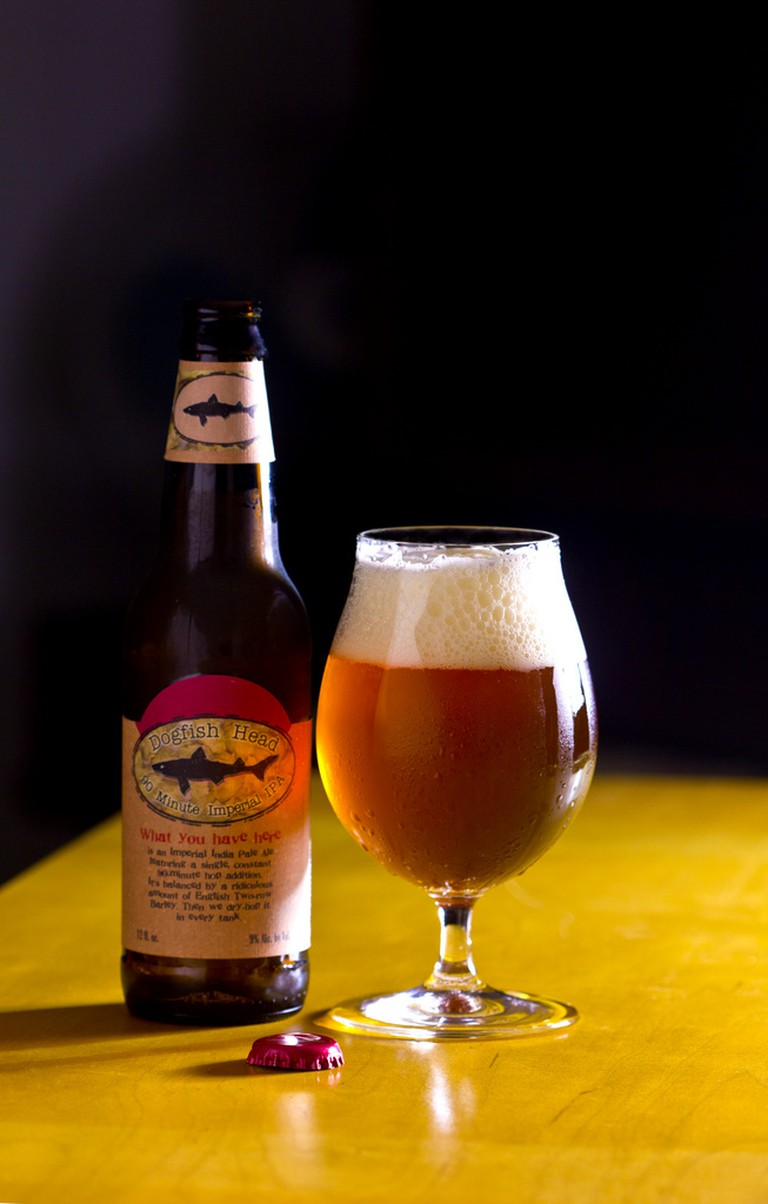 Dogfish Head 90 Minute IPA © Rich McGirr / Flickr