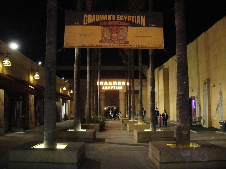 The Egyptian Theatre © The Conmunity- Pop Culture Geek / Flickr