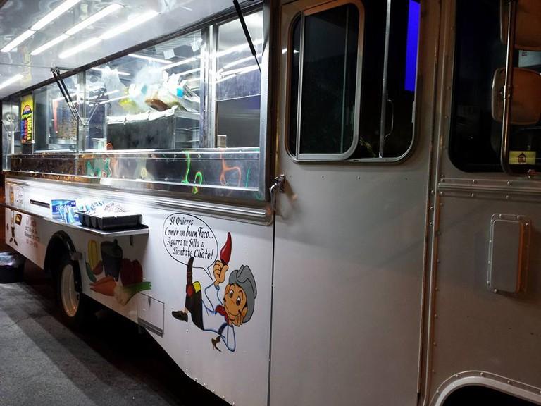 Courtesy of El Chato Taco Truck