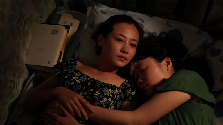 Louts, by Liu Shu, traces one woman's fight for independence from marriage | Courtesy of CWFF