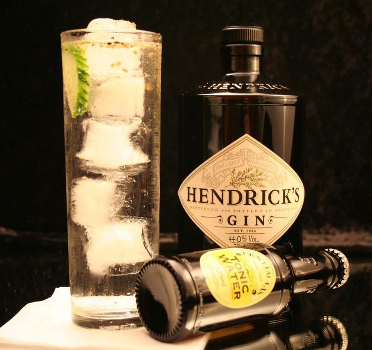 Gin Tonic | © Mangomix/Flickr