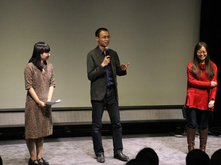 Guest Speakers at CWFF in 2014 | Courtesy of CWFF