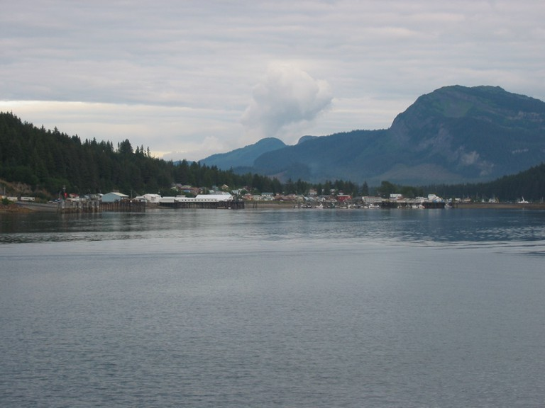 Hoonah, Alaska, a traditional Tlingit village   © James Crippen/WikimediaCommons