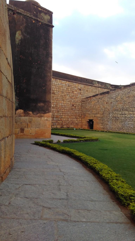 Interior of the Bangalore Fort | © Annu Kaushik
