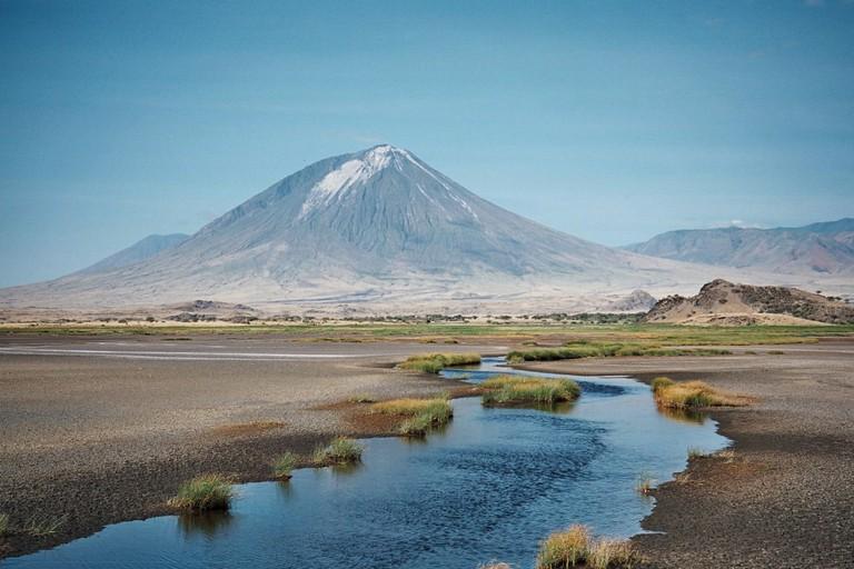 Oldonyo Lengai Mountain